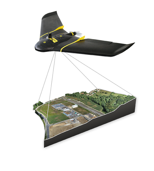 drone survey and mapping in India