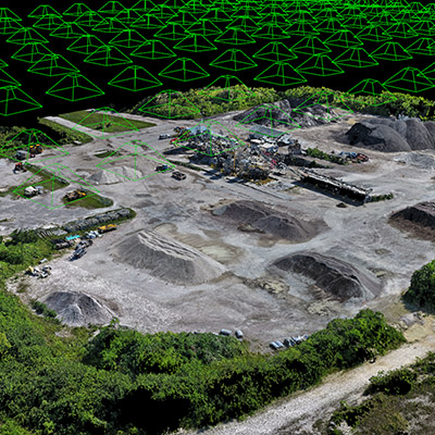 point cloud map using drone in India