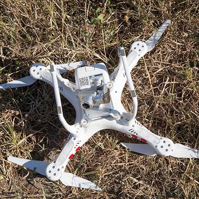 Upgrade drone